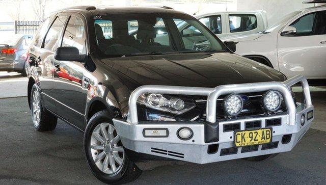 Used Ford Territory SZ MkII TX Seq Sport Shift, 2016 Ford Territory SZ MkII TX Seq Sport Shift Black 6 Speed Sports Automatic Wagon