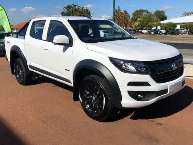 New Holden Colorado RG MY20 LS-X Pickup Crew Cab, 2020 Holden Colorado RG MY20 LS-X Pickup Crew Cab Summit White 6 Speed Sports Automatic Utility