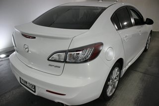 2013 Mazda 3 BL10L2 MY13 SP25 Activematic White 5 Speed Sports Automatic Sedan