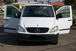 2007 Mercedes-Benz Vito 109CDI Extra Long White 6 Speed Manual Van