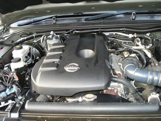 2011 Nissan Pathfinder R51 MY10 ST-L Gold Mica 5 Speed Sports Automatic Wagon