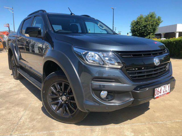 Used Holden Colorado RG MY20 Z71 Pickup Crew Cab, 2019 Holden Colorado RG MY20 Z71 Pickup Crew Cab Grey 6 Speed Sports Automatic Utility