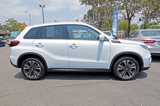 2019 Suzuki Vitara LY Series II Turbo 2WD White 6 Speed Sports Automatic Wagon