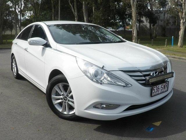 Used Hyundai i45  , 2012 Hyundai i45 White 5 Speed Automatic Sedan