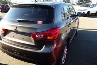 2013 Mitsubishi ASX XB MY13 2WD Brown 6 Speed Constant Variable Wagon