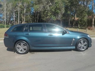 2014 Holden Commodore VF SV6 Blue 6 Speed Automatic Wagon
