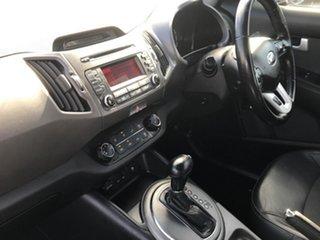 2014 Kia Sportage SL MY14 Si 2WD Premium White 6 Speed Sports Automatic SUV