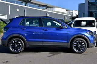 2020 Volkswagen T-Cross C1 MY20 85TSI DSG FWD Life Blue 7 Speed Sports Automatic Dual Clutch Wagon