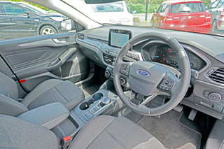 2019 Ford Focus SA 2019.25MY Active Blue 8 Speed Automatic Hatchback