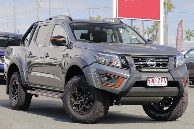Demo Nissan Navara D23 S4 MY19 N-TREK Warrior, 2019 Nissan Navara D23 S4 MY19 N-TREK Warrior Slate Grey 7 Speed Sports Automatic Utility