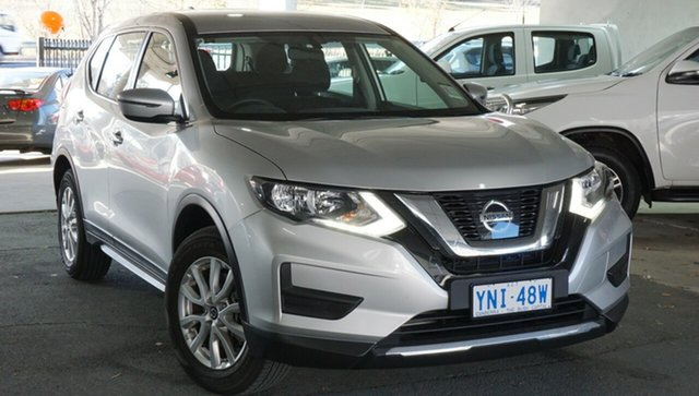 Used Nissan X-Trail T32 Series II ST X-tronic 2WD, 2019 Nissan X-Trail T32 Series II ST X-tronic 2WD Brilliant Silver 7 Speed Constant Variable Wagon