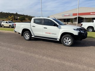 2018 Mitsubishi Triton MR MY19 GLX Plus (4x4) 6 Speed Manual Double Cab Pickup.