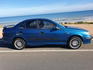 2000 Nissan Pulsar N15 S2 LX 4 Speed Automatic Sedan.