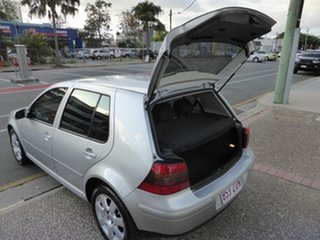 2004 Volkswagen Golf 2.0 Generation Silver 4 Speed Automatic Hatchback