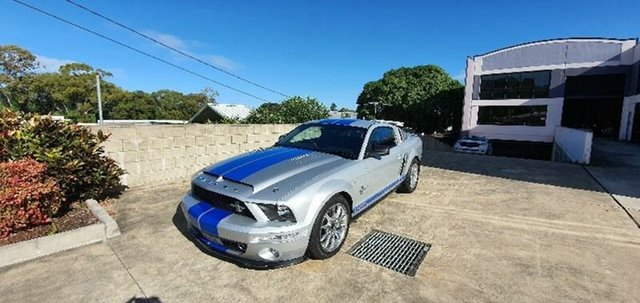 Used Ford Mustang  , 2008 Ford Mustang SHELBY GT500KR Silver 6 Speed Manual Coupe