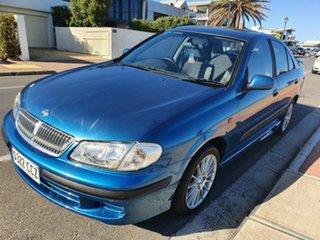 2000 Nissan Pulsar N15 S2 LX 4 Speed Automatic Sedan
