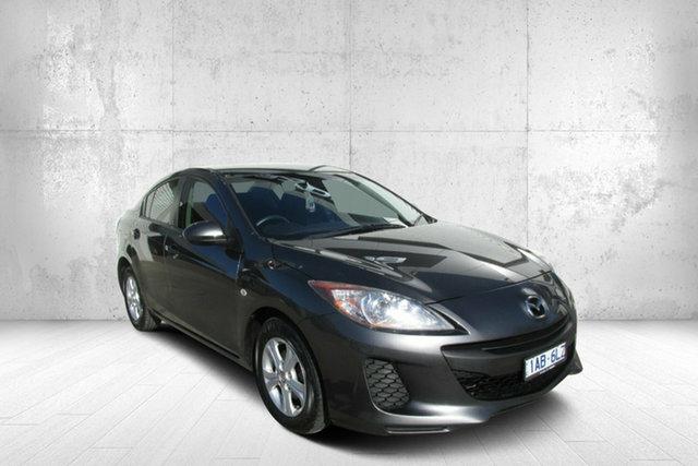 Used Mazda 3 BL10F2 MY13 Neo Activematic, 2013 Mazda 3 BL10F2 MY13 Neo Activematic Graphite 5 Speed Sports Automatic Sedan
