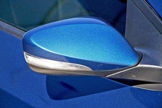 2015 Hyundai i30 GD3 Series II MY16 SR Blue 6 Speed Sports Automatic Hatchback