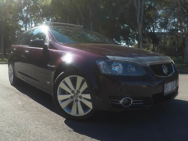 Used Holden Commodore VE , 2012 Holden Commodore VE Z Purple 4 Speed Auto Active Select Wagon