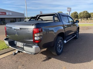 2020 Mitsubishi Triton MR MY20 Toby Price Edition Graphite Grey 6 Speed Automatic Dual Cab Pick-up