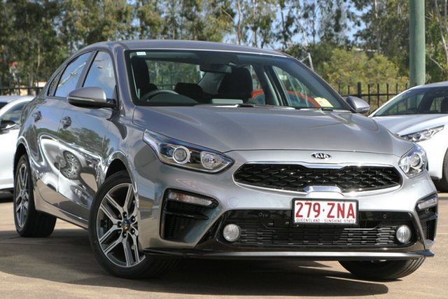 Used Kia Cerato BD MY20 Sport, 2019 Kia Cerato BD MY20 Sport Steel Grey 6 Speed Sports Automatic Sedan