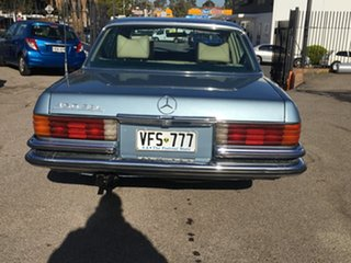 1979 Mercedes-Benz 450SEL W116 3 Speed Automatic Sedan