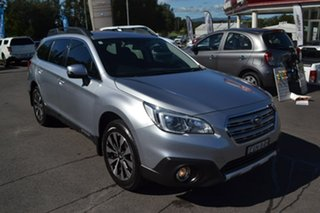 2016 Subaru Outback B6A MY17 2.5i CVT AWD Silver 6 Speed Constant Variable Wagon.