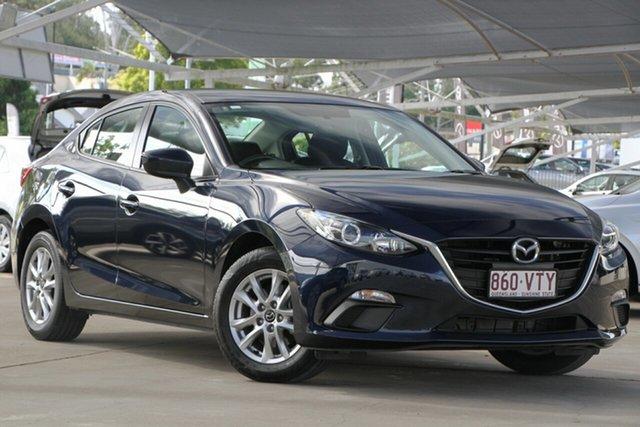 Used Mazda 3 BM5278 Neo SKYACTIV-Drive, 2015 Mazda 3 BM5278 Neo SKYACTIV-Drive Blue 6 Speed Sports Automatic Sedan