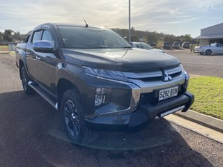 2020 Mitsubishi Triton MR MY20 Toby Price Edition Graphite Grey 6 Speed Automatic Dual Cab Pick-up.
