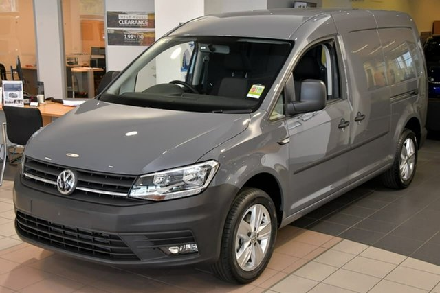 New Volkswagen Caddy 2KN MY20 TSI220 Maxi DSG Urban Edition, 2020 Volkswagen Caddy 2KN MY20 TSI220 Maxi DSG Urban Edition Grey 7 Speed