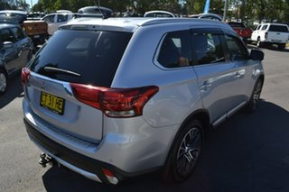 2016 Mitsubishi Outlander ZK LS Silver Constant Variable