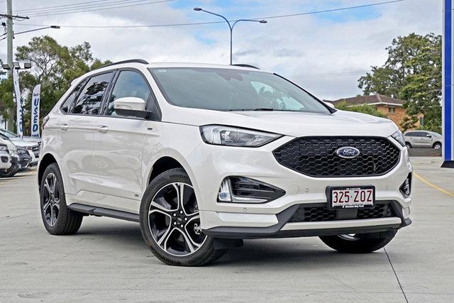 Used Ford Endura CA 2019MY ST-Line, 2019 Ford Endura CA 2019MY ST-Line White Platinum 8 Speed Sports Automatic Wagon