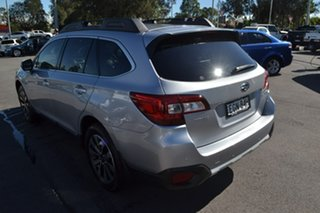 2016 Subaru Outback B6A MY17 2.5i CVT AWD Silver 6 Speed Constant Variable Wagon