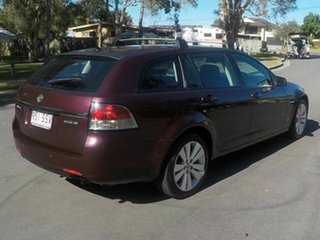 2012 Holden Commodore VE Z Purple 4 Speed Auto Active Select Wagon