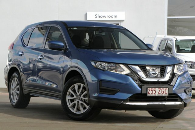 Used Nissan X-Trail T32 Series II ST X-tronic 2WD, 2019 Nissan X-Trail T32 Series II ST X-tronic 2WD Marine Blue 7 Speed Constant Variable Wagon