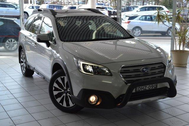 Used Subaru Outback B6A MY16 2.5i CVT AWD Premium, 2016 Subaru Outback B6A MY16 2.5i CVT AWD Premium White 6 Speed Wagon