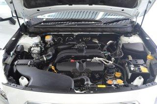 2016 Subaru Outback B6A MY16 2.5i CVT AWD Premium White 6 Speed Wagon