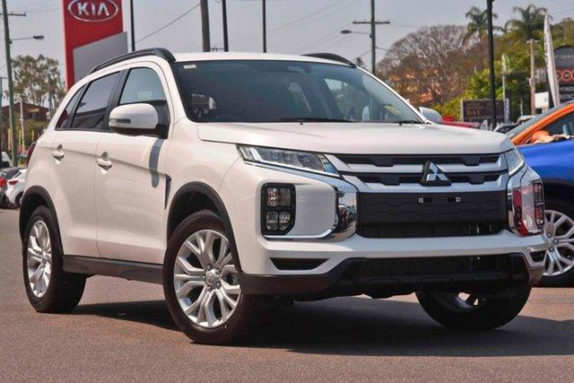 Demo Mitsubishi ASX XD MY20 LS 2WD, 2019 Mitsubishi ASX XD MY20 LS 2WD W13 1 Speed Wagon