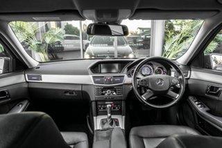 2010 Mercedes-Benz E-Class W212 E250 CGI Avantgarde Grey 5 Speed Sports Automatic Sedan
