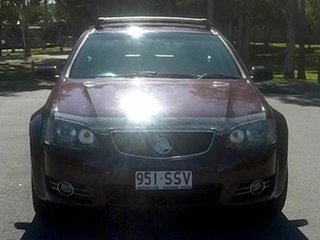 2012 Holden Commodore VE Z Purple 4 Speed Auto Active Select Wagon.