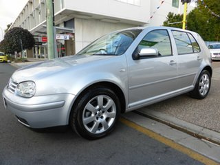 2004 Volkswagen Golf 2.0 Generation Silver 4 Speed Automatic Hatchback.