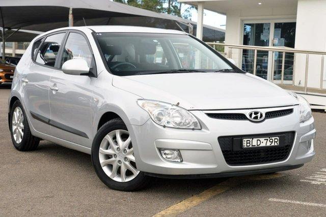 Used Hyundai i30 FD MY09 SX, 2009 Hyundai i30 FD MY09 SX Silver 5 Speed Manual Hatchback