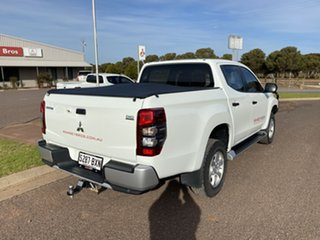 2018 Mitsubishi Triton MR MY19 GLX Plus (4x4) 6 Speed Manual Double Cab Pickup
