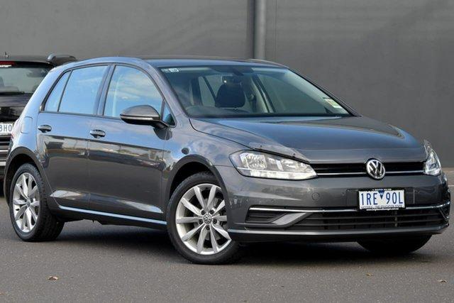 Used Volkswagen Golf 7.5 MY19.5 110TSI DSG Comfortline, 2019 Volkswagen Golf 7.5 MY19.5 110TSI DSG Comfortline Grey 7 Speed Sports Automatic Dual Clutch