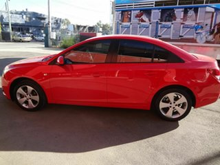 2014 Holden Cruze JH MY14 Equipe Red 5 Speed Manual Sedan