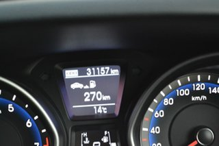 2014 Hyundai i30 GD3 Series II Active Red Sports Automatic