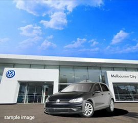 2019 Volkswagen Golf 7.5 MY20 110TSI DSG Comfortline Grey 7 Speed Sports Automatic Dual Clutch Wagon