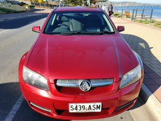 2009 Holden Commodore VE MY09.5 Omega Red Pearl 4 Speed Automatic Sedan