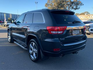 2011 Jeep Grand Cherokee Limited Grey Sports Automatic Wagon