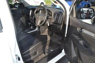 2016 Holden Trailblazer RG MY17 LTZ White 6 Speed Sports Automatic Wagon